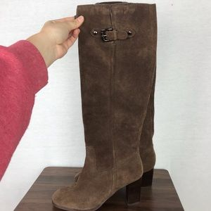 Michael Kors Knee High Heeled Boots